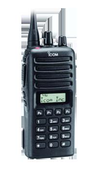 Begagnat - Radiotelefon ICOM F-34GT